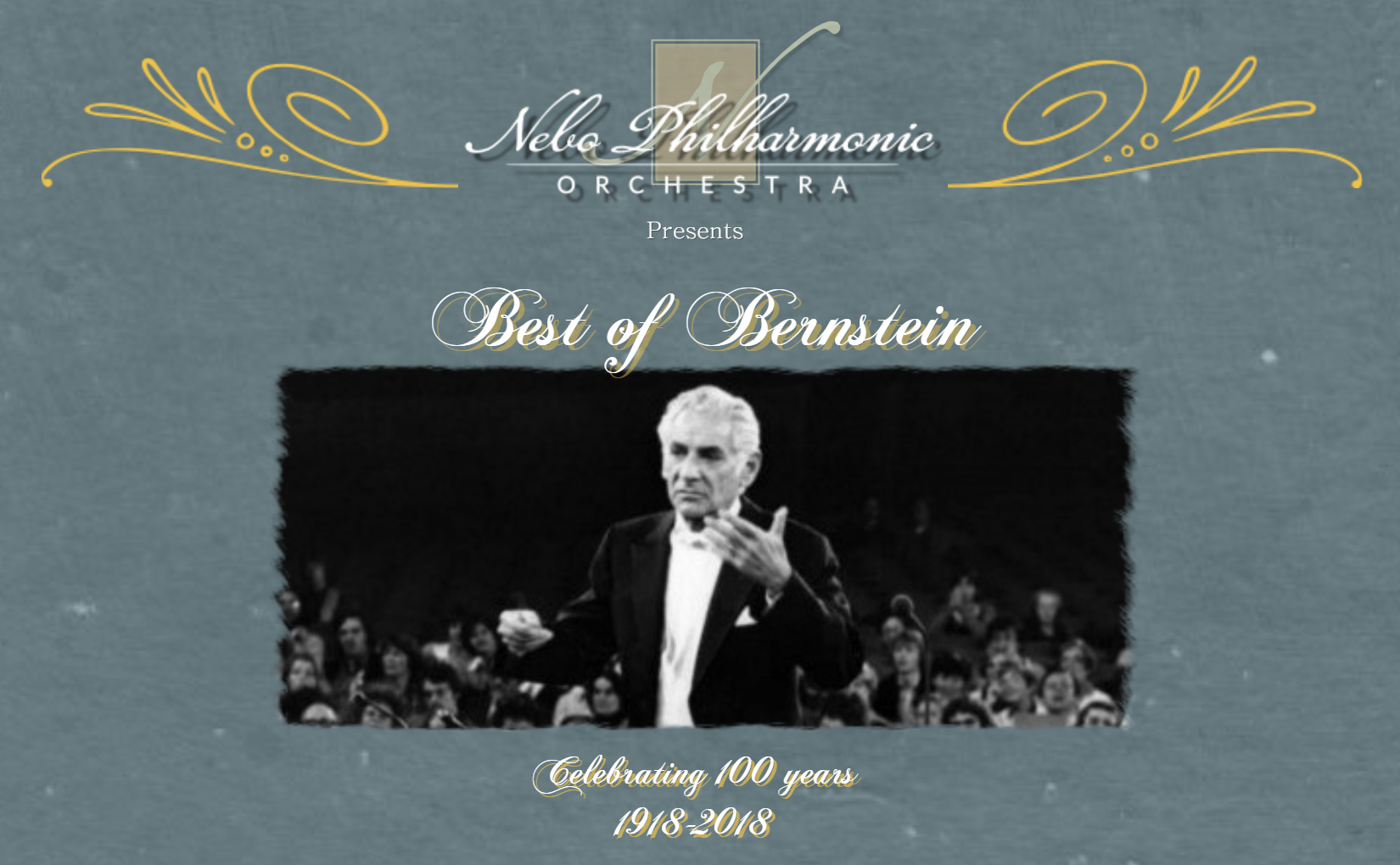Oct 13: Best of Bernstein