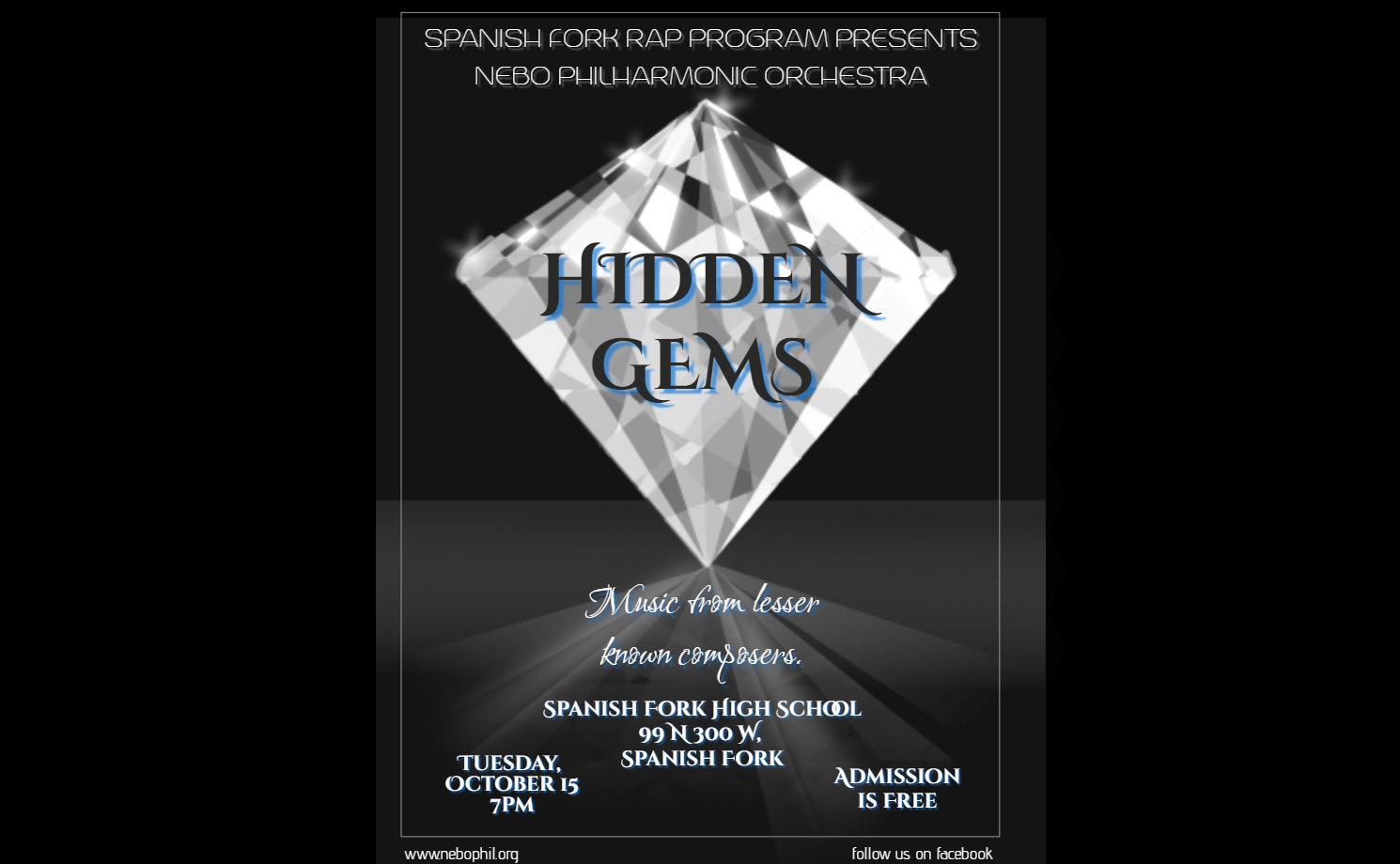 October 15: Hidden Gems